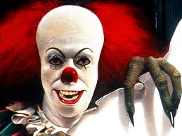 Clowns:  Movies That Prove They are Evil and Out to Get You (3/6)