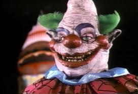 Clowns:  Movies That Prove They are Evil and Out to Get You (2/6)